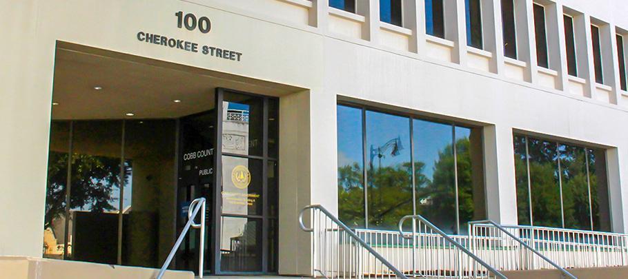 Building A 100 Cherokee Street