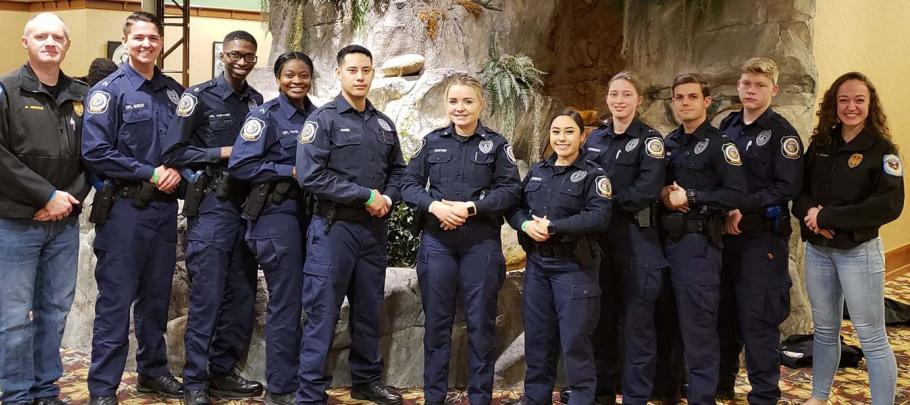 Cobb Police Explorers