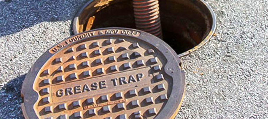 A Commercial Grease Trap