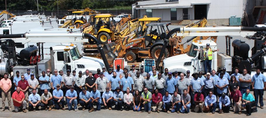 Water System Maintenance Group