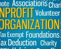 nonprofit organizations words