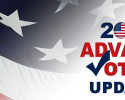 Advance Voting Updates image