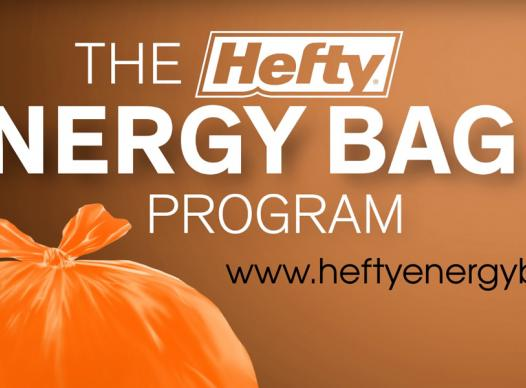 Hefty Energy Bag Program