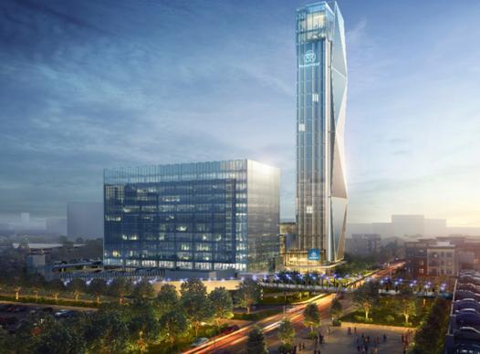 New ThyssenKrupp Building