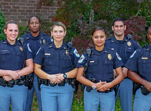 Work for Cobb Police