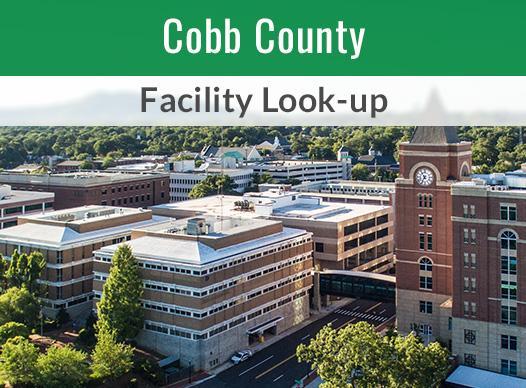 County Department Maps   Cobb County Georgia