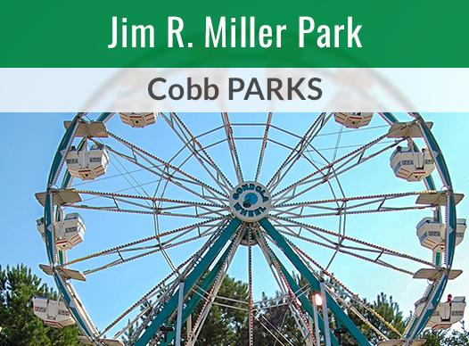 Jim R Miller Park Cobb County Georgia
