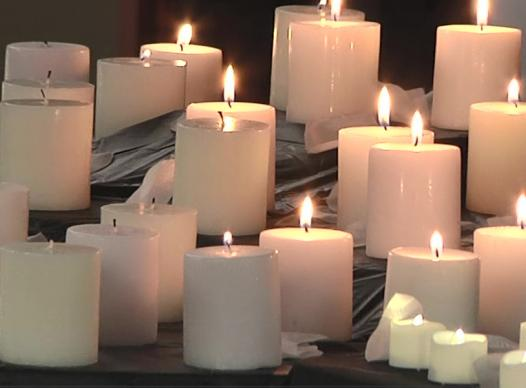 Candlelight Vigil for Homicide Victims