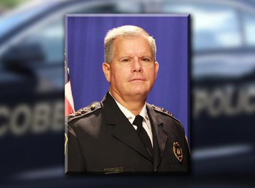 picture of interim chief Tim Cox
