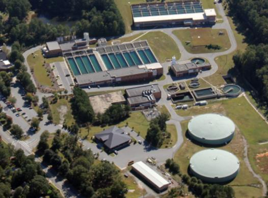 Quarles Water Treatment Plant