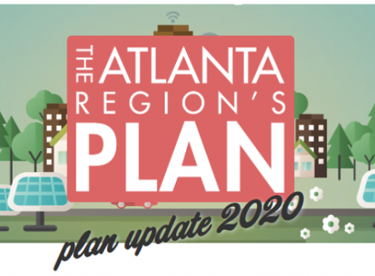 Picture of Atlanta Region's Plan Update 2020 logo
