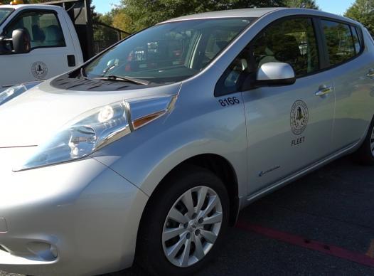picture of fleet vehicle