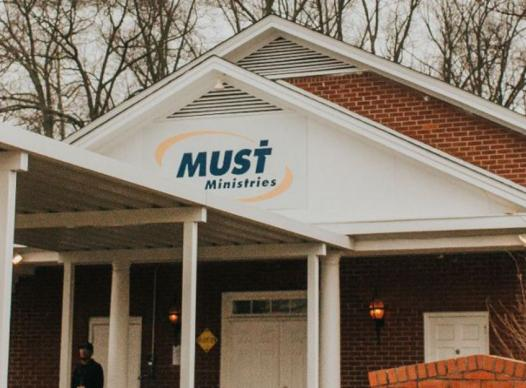 picture of MUST Ministries shelter
