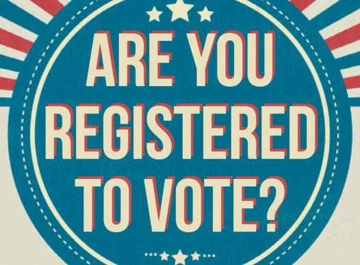 E&R Images: Are You Registered to Vote?