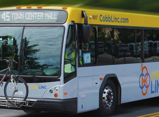 CobbLinc bus