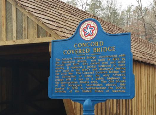 Concord Covered Bridge