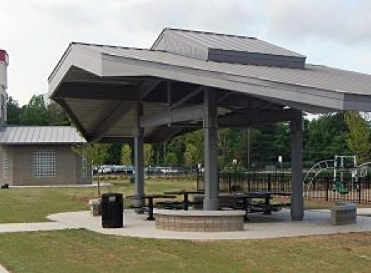 Aviation Park Pavilion