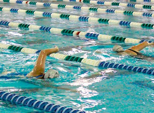 Indoor Swimming Lanes