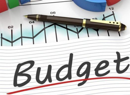 budget on paper