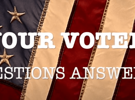 Voter Questions Answered image