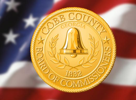 BOC Seal Over US Flag