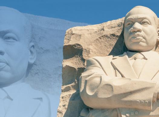 MLK Memorial Bust