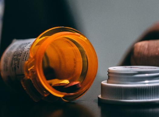 image of drug bottle