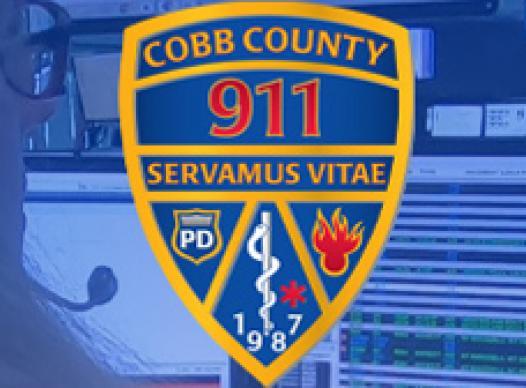 picture of the E911 Center logo