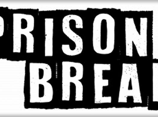 Logo of escape room prison break