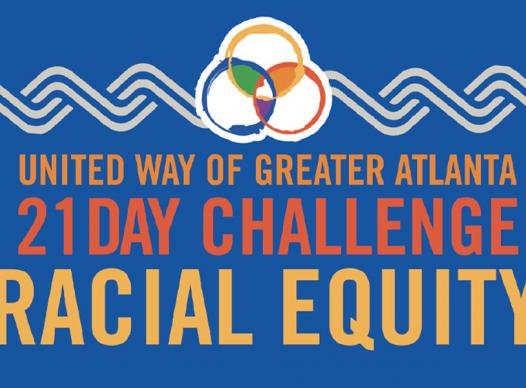 picture of the united way 21-day challenge logo