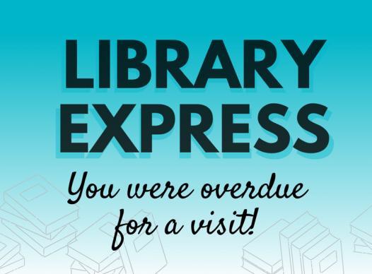 Library Express header
