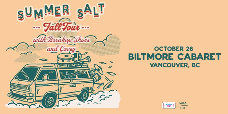 MRG Live Presents: Summer Salt