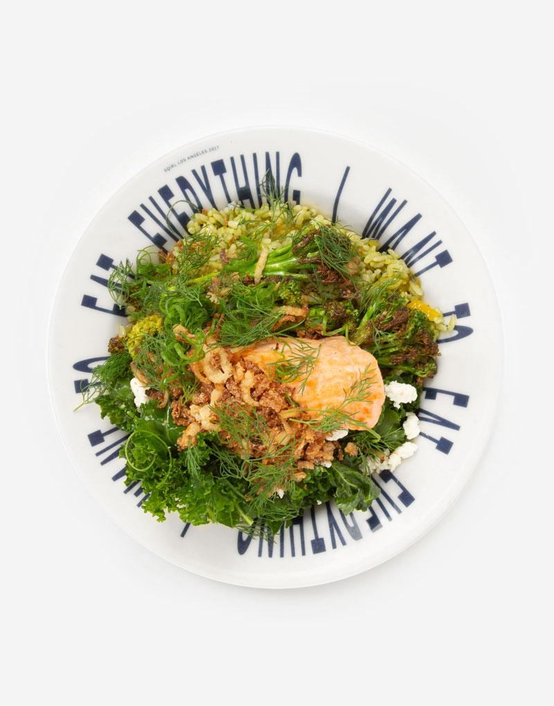 Salmon Sorrel Rice