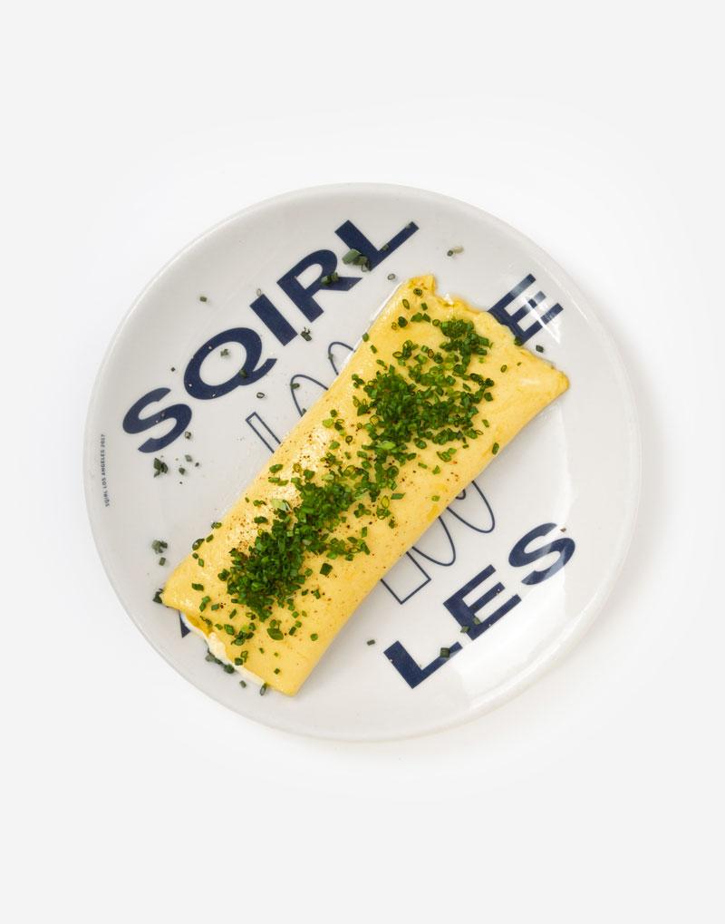 Silky Omelette