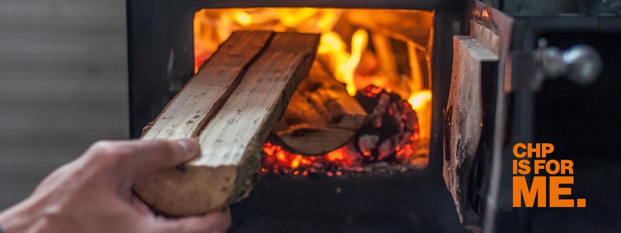 CHP wood burners 2 c