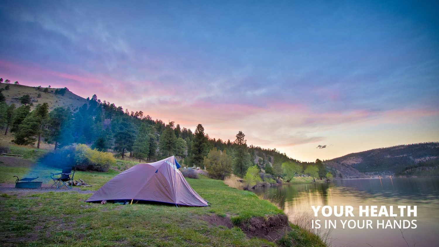 Tips for a Safer, Healthier Camping Trip In Montana