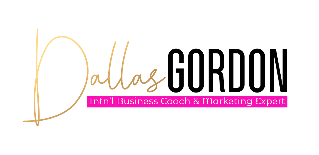 Dallas Gordon - Coaching, Strategy, Motivation