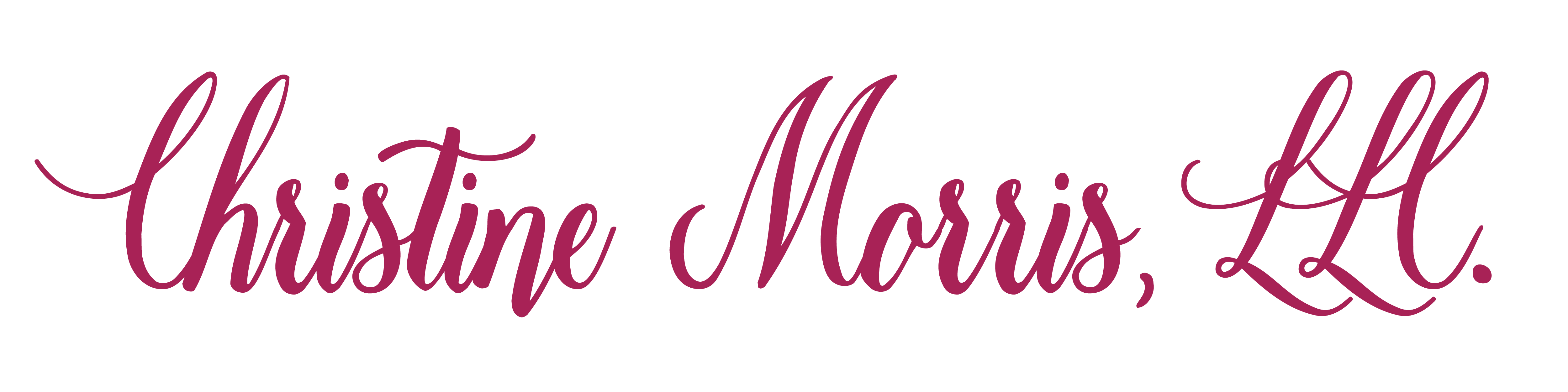 Christine Morris, LLC.