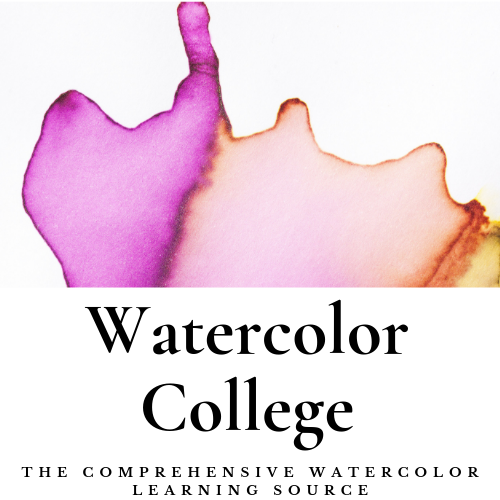 Watercolor College. The Ultimate Online Watercolor Course