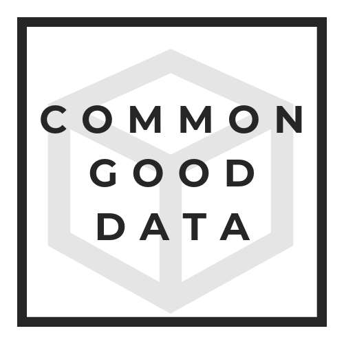 Common Good Data