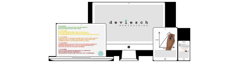 Deviesch Hertraining