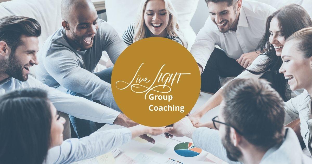 Live LIGHT Group Coaching