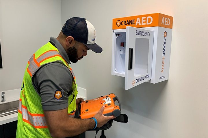 AED Service Inspection