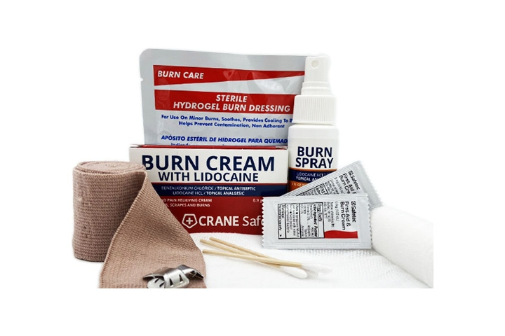 Burn Care Mashup