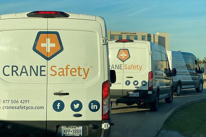 Crane Safety Caravan