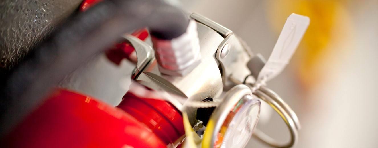 First Extinguisher