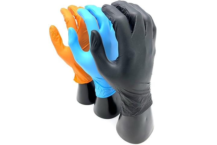 Disposable gloves landscape