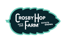 Family of brands crosby hops farms logo