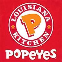 Popeyes Chicken  logo