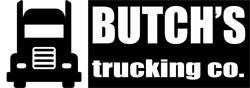 Butchs Trucking Company Inc. logo